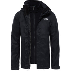 The North Face Evolve II Triclimate Jakke Herrer sort